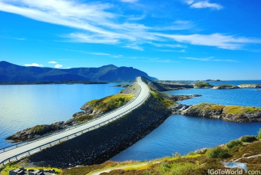 Atlantic Ocean Road (Atlantic Road)