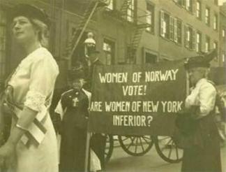 Devoted women