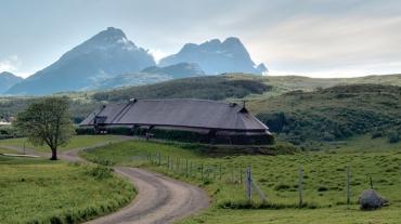 Музей вікінгів «Лофотр»